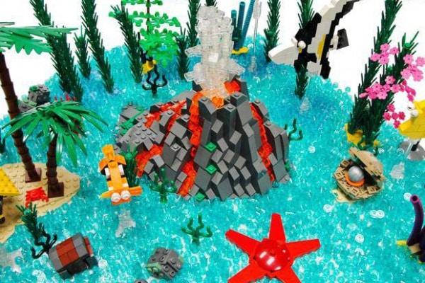 Film famosi ricostruiti con i LEGO