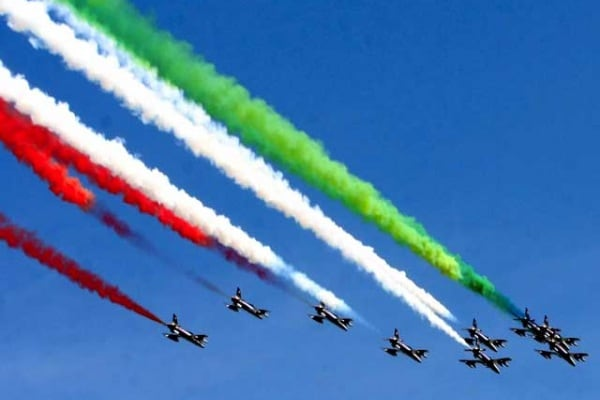Intervista le Frecce Tricolori con Focus Junior!