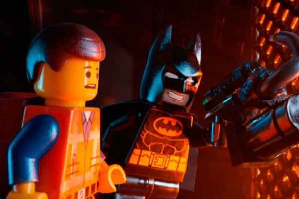 """Ho visto The Lego Movie e vi dico che…"""