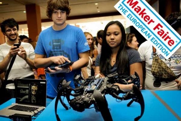 Maker Faire 2015 | La creatività dei giovani maker è in mostra a Roma