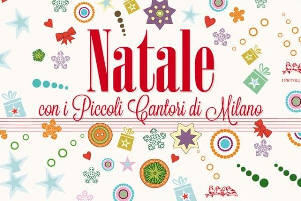 I piccoli cantori di Milano cantano per rallegrare il nostro prossimo Natale!