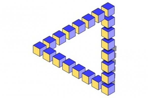 Illusioni ottiche | Gli oggetti impossibili!