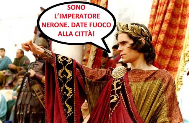 Matrimoni Romani Antichi : Storia di nerone l imperatore romano focus junior