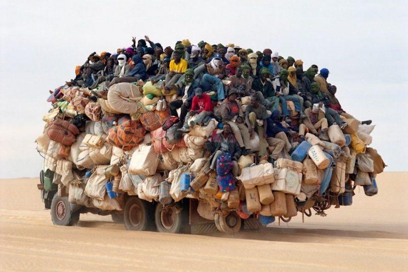 I veicoli più sovraccarichi nel mondo