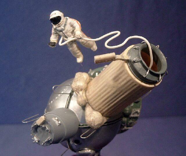 Anniversari | Alexey Leonov, il primo uomo che camminò nello spazio