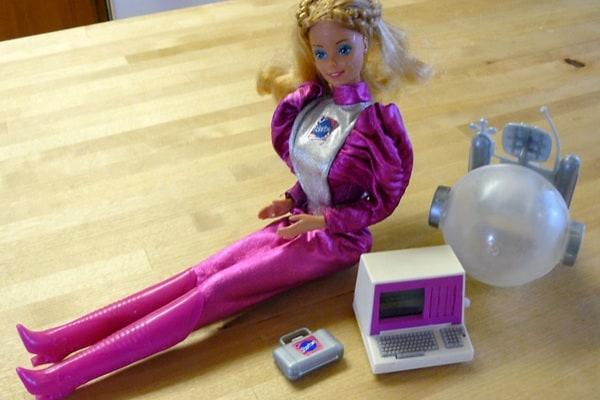 Barbie spaziali