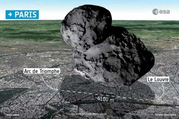 Rosetta e Philae | Nuove foto dalla cometa. E un mistero