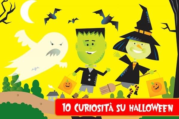 Dieci curiosità su Halloween