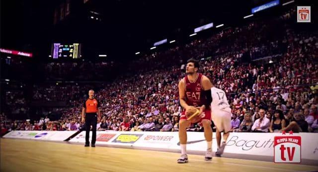 Basket: vuoi intervistare il campione Alessandro Gentile?