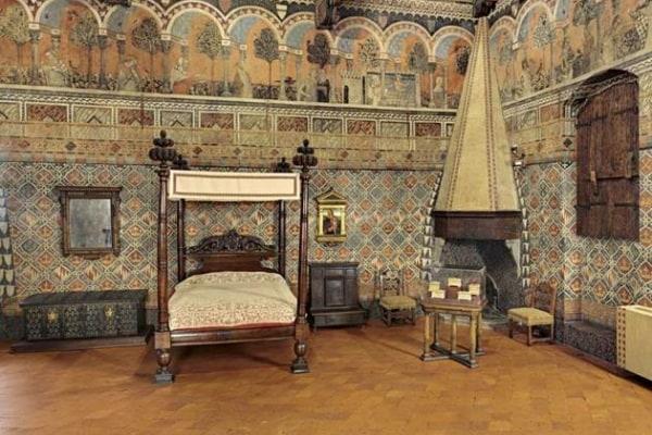 Il museo di Palazzo Davanzati a Firenze