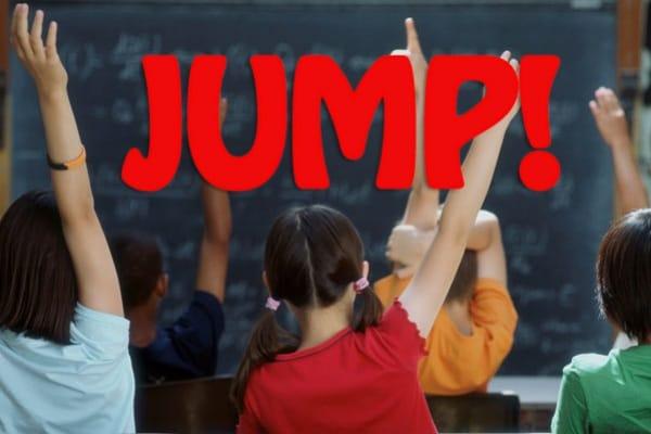 La matematica è un gioco: scopri il metodo Jump per impararla con meno fatica!
