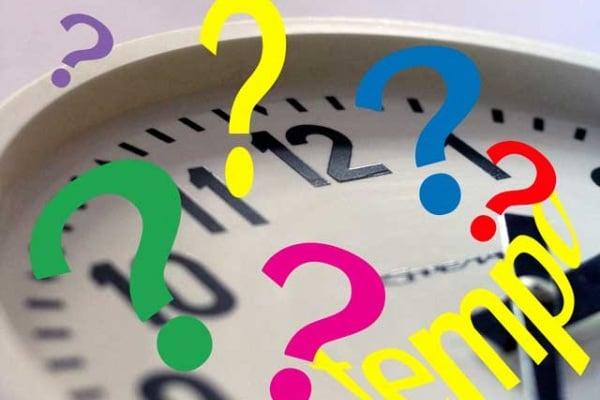 Che cos'è il tempo? | Una risposta che bisogna conoscere
