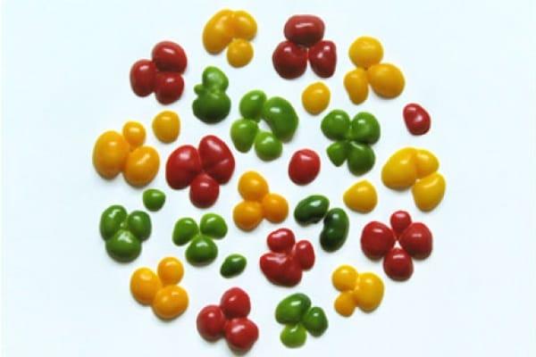 Quadri di frutta e verdura: l'arte di Sakir Gökçebag