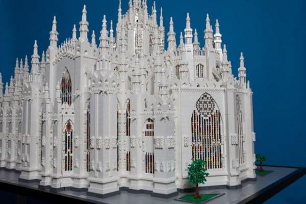 Un Duomo tutto di Lego!
