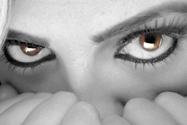 Perché quando abbiamo paura spalanchiamo gli occhi anche senza volerlo?