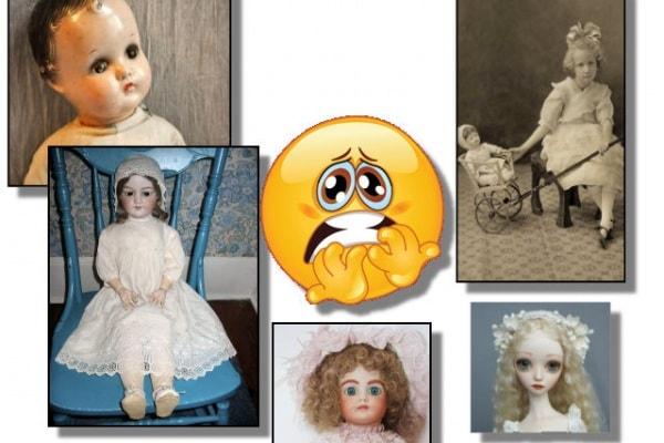 Ho paura delle bambole! chi mi può aiutare?