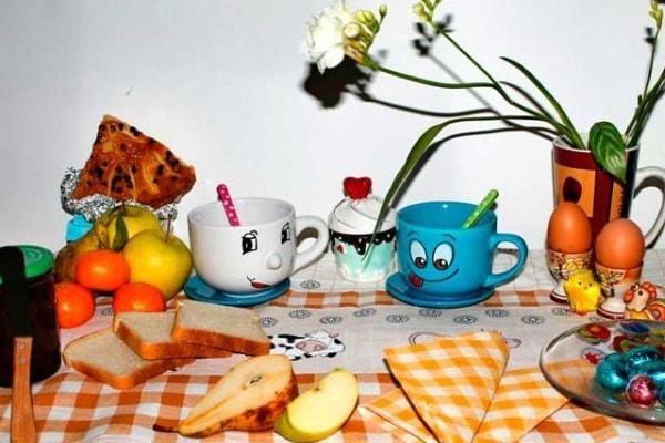 Ora di colazione | Le foto dei lettori 1