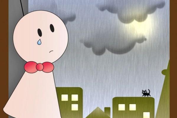 Facciamo passare la pioggia grazie al nostro Teru Teru Bozu!