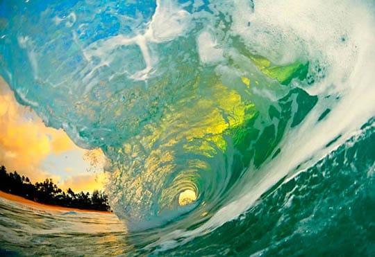Perché si formano le onde? Guarda 10 foto mozzafiato!