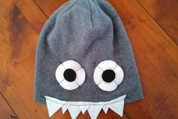 Come fare un cappello Mostro in 20 minuti