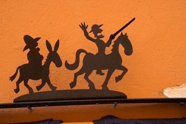 Alla scoperta di Cervantes, autore del Don Chisciotte