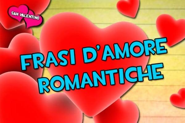 San Valentino | Frasi romantiche