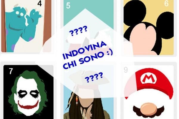 Gioco | Chi sono? Indovina il personaggio dal disegno! (livello1)