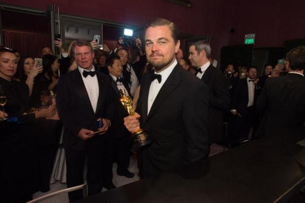 Oscar a Leonardo DiCaprio: sognava il cinema già a 4 anni