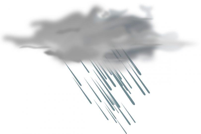 Sotto la pioggia