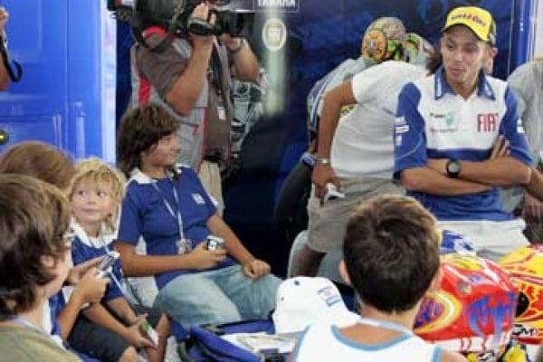 Valentino Rossi: il «somaro»  torna il primo della classe.