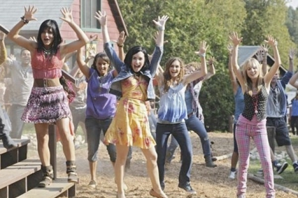 Camp Rock 2: le foto dal film