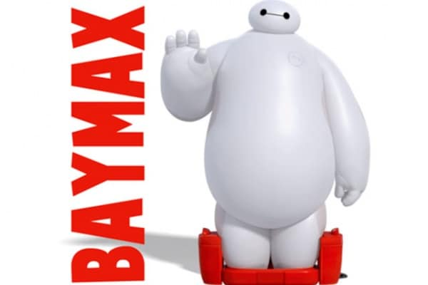 Come disegnare Baymax del film Disney Big Hero 6