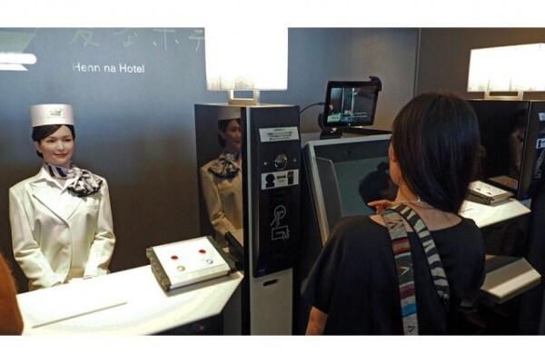 Tecnologia | Henn-na, il primo albergo gestito interamente da robot