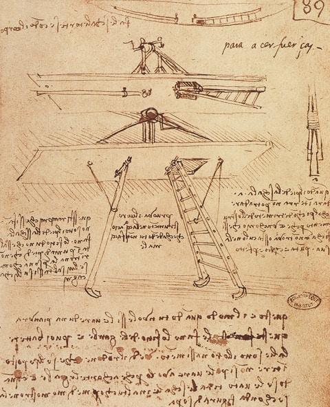 Invenzioni di Leonardo