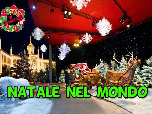 Dove Si Festeggia Il Natale Nel Mondo.Il Natale Nel Mondo Le Tradizioni Natalizie Del Nord