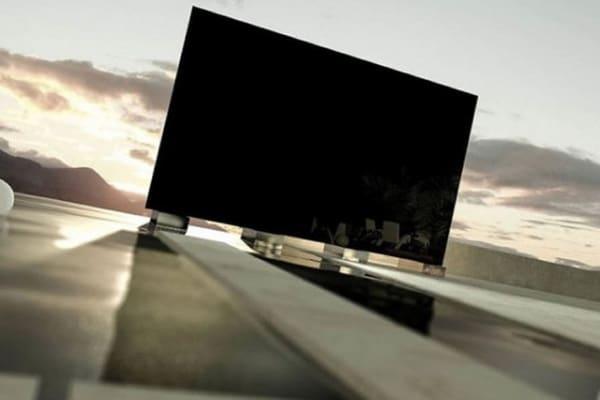 Scopri la TV più grande al mondo!