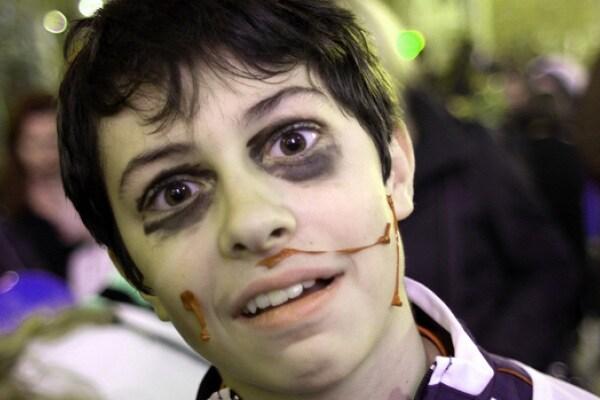Focus Junior Zombie Walk: le vostre foto! Seconda Parte
