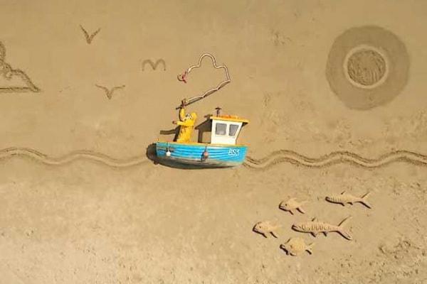 Record | La più grande animazione del mondo in stop motion!