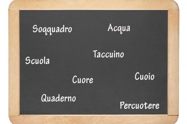 Basi di grammatica e di ortografia italiana: le regole di Q e CQ