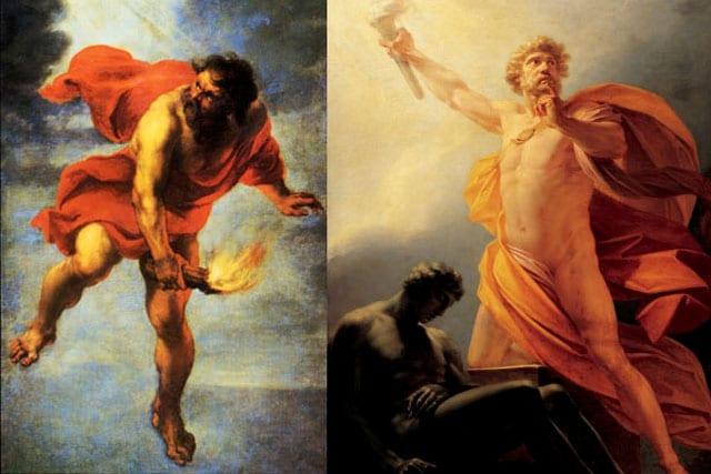 Miti greci: Prometeo, il gigante che amava l'umanità