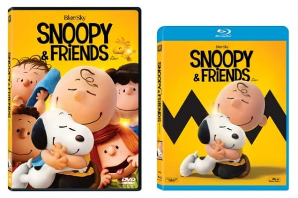 Snoopy and Friends | Il film dei Peanuts arriva in dvd e blu ray