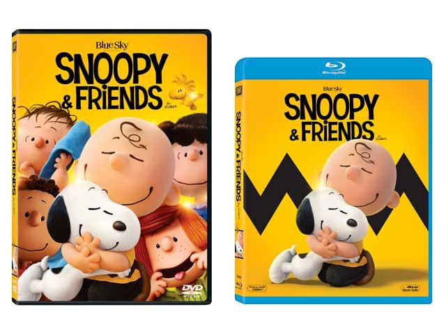 Snoopy and Friends | Il film dei Peanuts arriva in dvd e blu ray