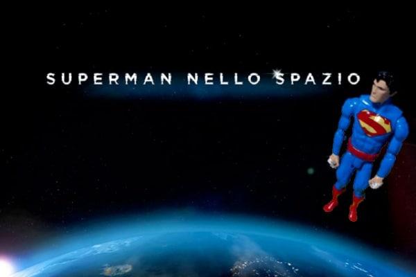 Festival della Scienza di Genova | Superman vola nello spazio. Davvero!