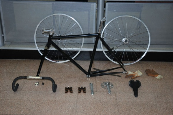 Laboratorio Bicilab: costruiamo una bici!