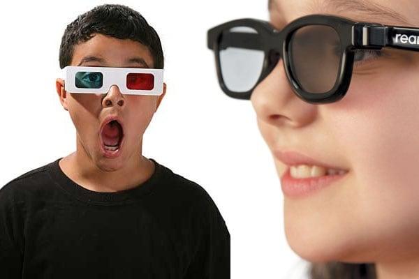Come funziona il cinema in 3D?