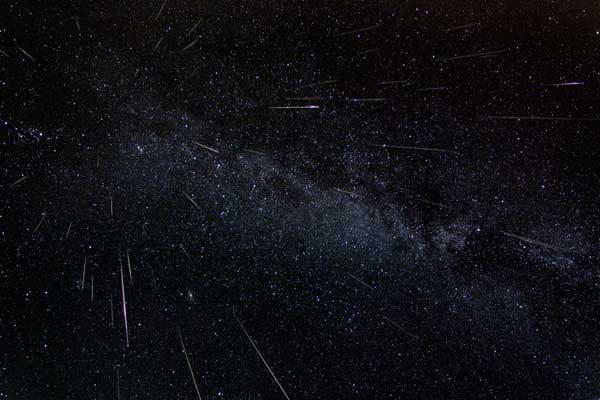 A caccia di stelle cadenti! Scopriamo le Perseidi