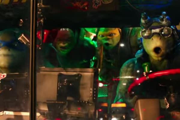 Fuori dall'ombra | Il nuovo spettacolare film delle Tartarughe Ninja