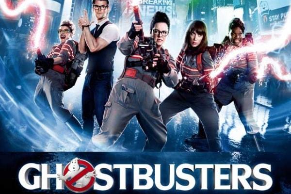 Ghostbusters| Gli acchiappafantasmi tornano al cinema!
