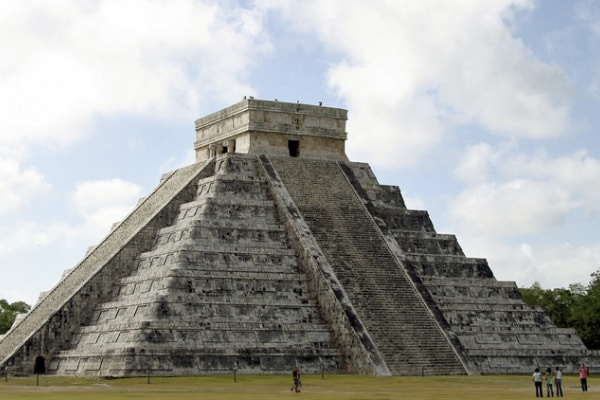 Junior Reporter: La piramide di Chichén Itza