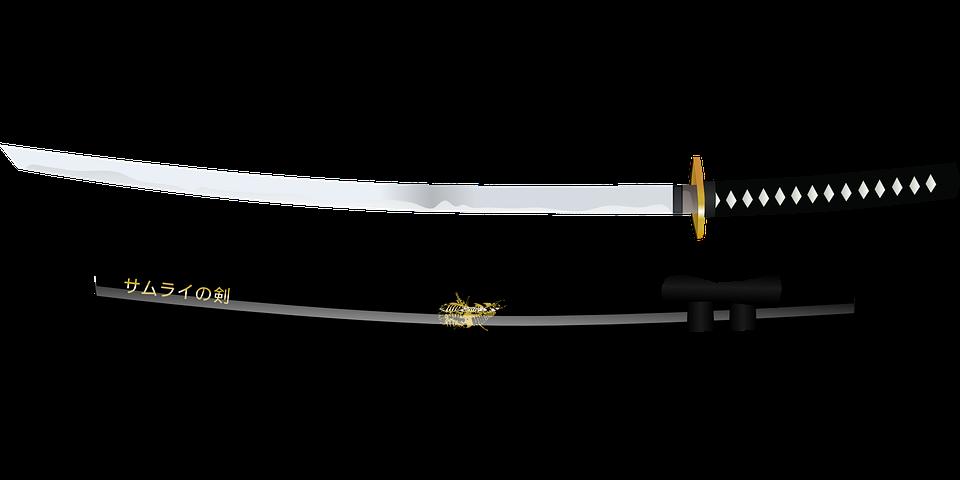 katana samurai
